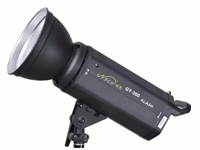 Студийный моноблок Nicefoto GY-300 (мощность 300 Дж, bowens)