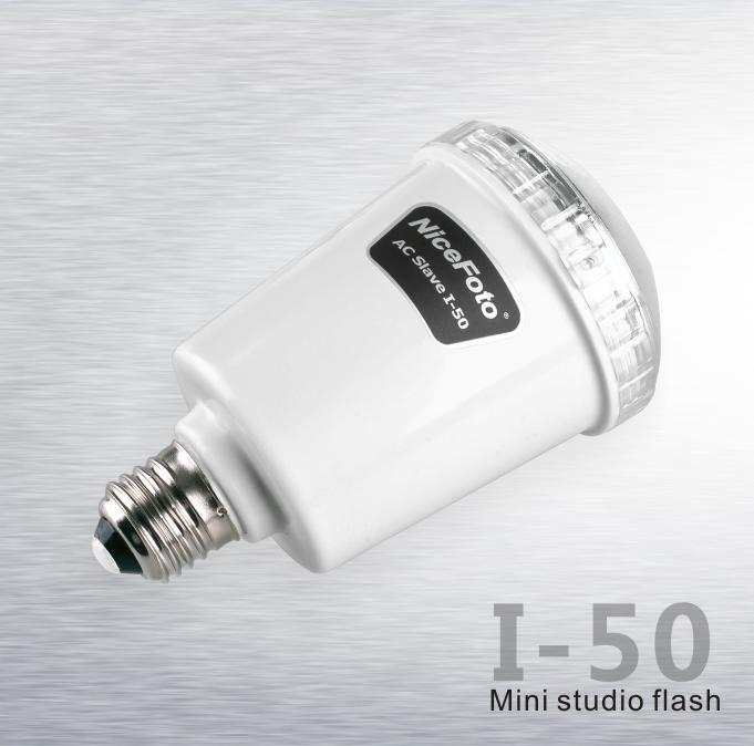 Вспышка-лампа NiceFoto I-50 (без синхронизации)