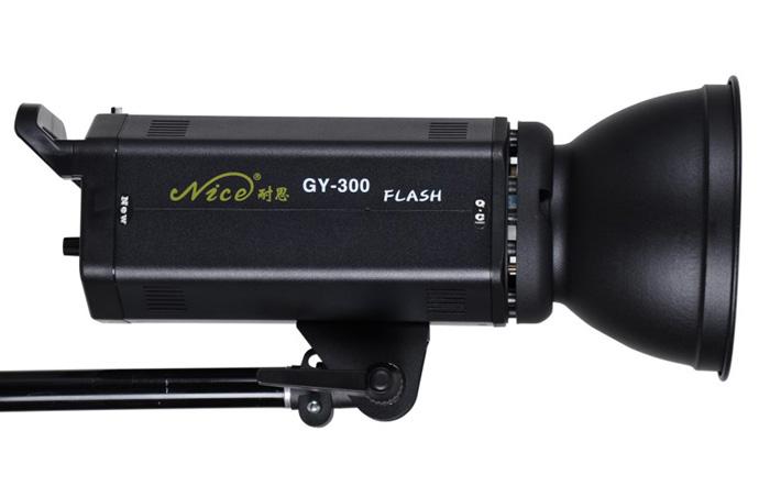Студийный моноблок Nicefoto GY-600 (мощность 600 Дж, bowens)