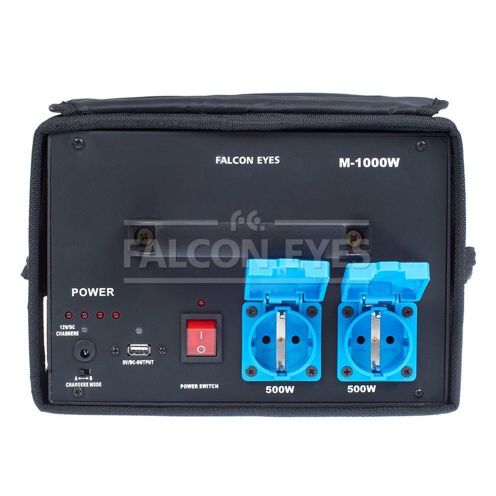 Аккумулятор для студийных вспышек Falcon Eyes TE WF-3 (2*500W)