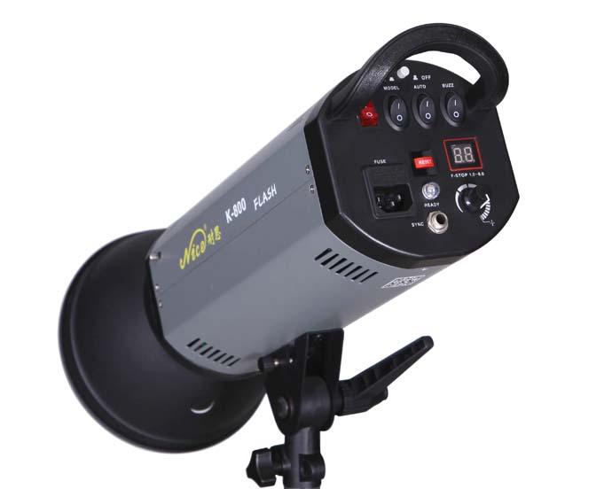 Студийный моноблок Nicefoto K-1200 (мощность 1200 Дж, bowens)