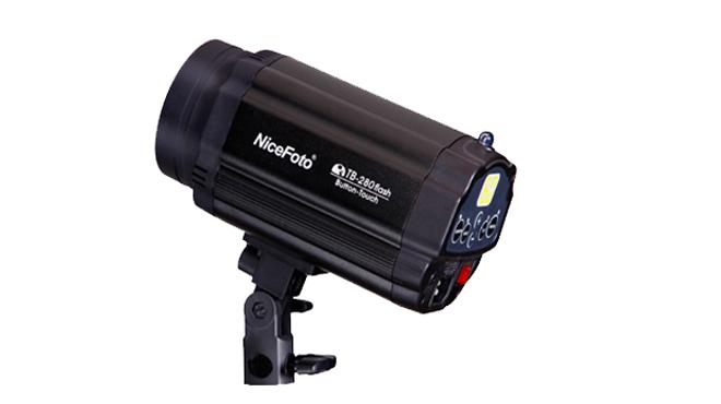 Студийный импульсный моноблок Nicefoto TB-250