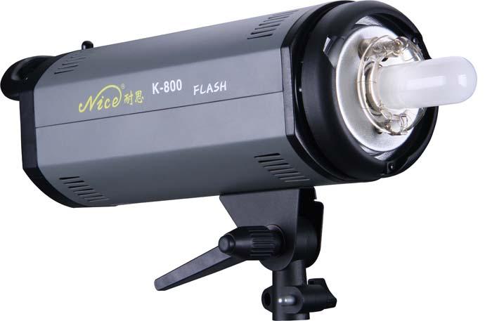 Студийный моноблок Nicefoto K-400 (мощность 400 Дж, bowens)