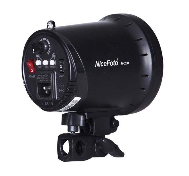 Студийный моноблок NiceFoto M-250 (мощность 250 Дж, bowens-S)
