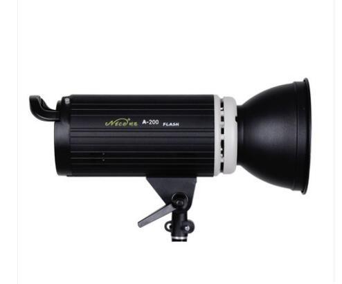 Студийный моноблок NiceFoto A-600 (мощность 600 Дж., bowens, охлаждение)